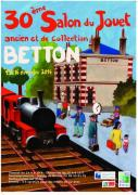 30ème SALON DU JOUET A BETTON